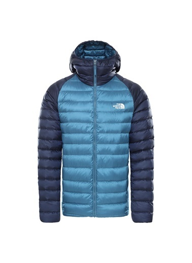 The North Face Trevail Hoodie Kapüşonlu Erkek Mont Mavi/Lacivert Mavi